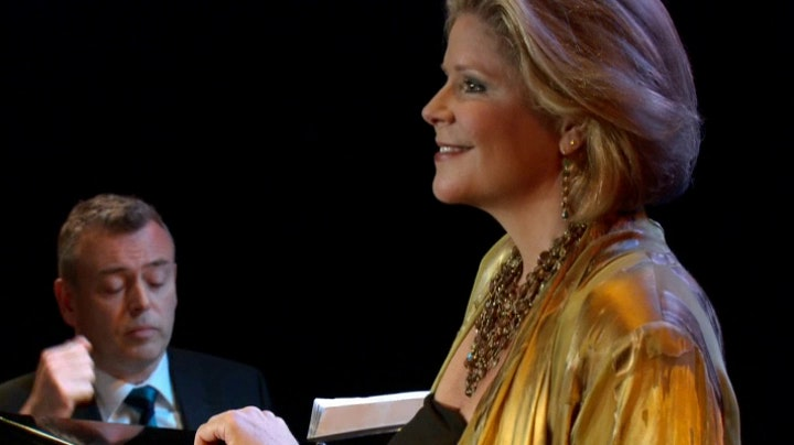 Susan Graham and Malcolm Martineau perform French melodies