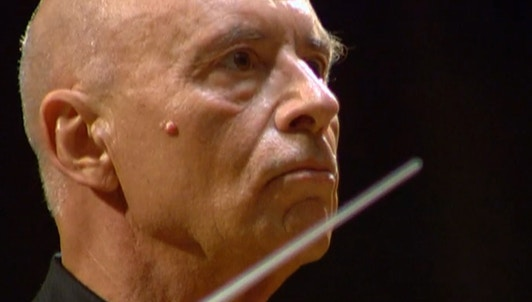 "Christoph Eschenbach conducts Mahler, Symphony No. 2, ""Resurrection"""
