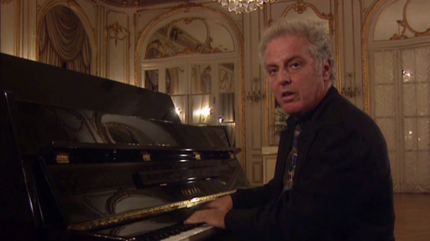 Tangos Among Friends, presented by Daniel Barenboim