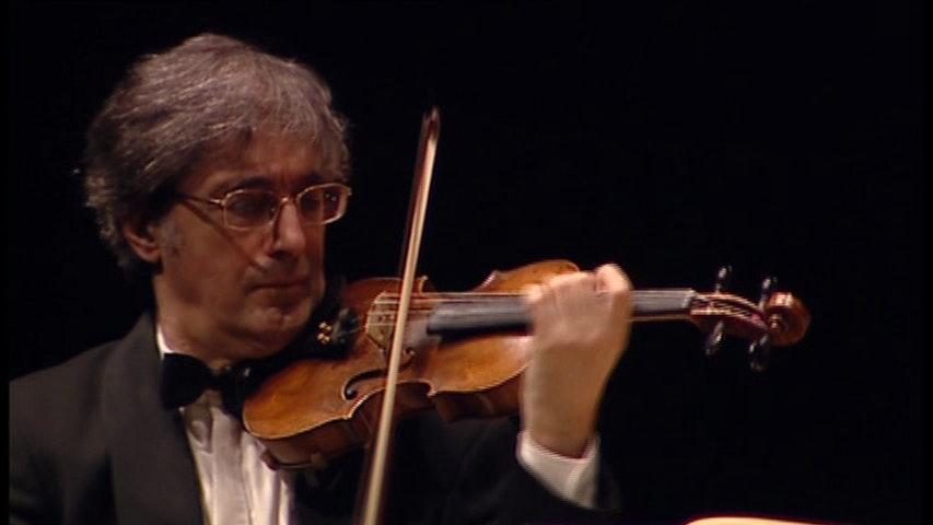 The Borodin Quartet plays Schubert and Brahms