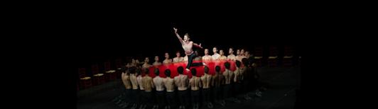 Le Boléro et autres œuvres de danse de Maurice Béjart | Maurice Béjart (artiste)
