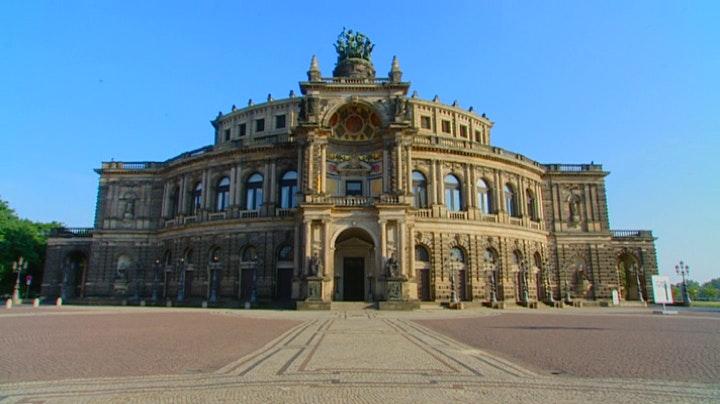 The Semperoper Dresden