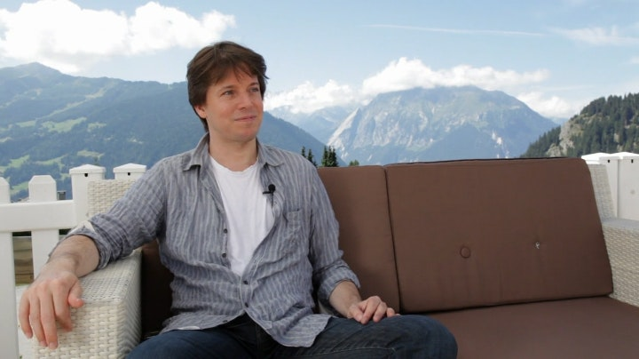 Joshua Bell: Interview