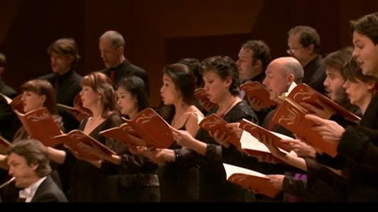 Ton Koopman dirige le Requiem de Mozart et la Cantate BWV 207a de Bach   Johannette Zomer (artiste)
