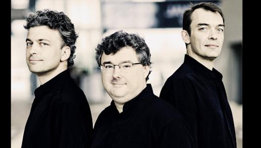 Le Trio Wanderer rencontre avec le Quatuor Amadeus