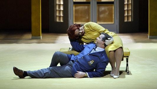 Tristán e Isolda de Wagner