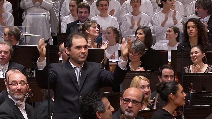 Tugan Sokhiev dirige le Requiem de Berlioz