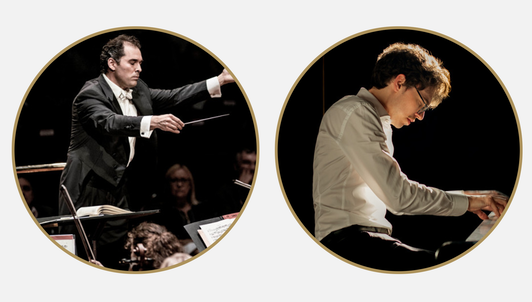 Tugan Sokhiev conducts Liszt and Shostakovich – With Lucas Debargue