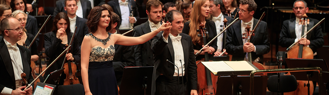 Tugan Sokhiev conducts Nielsen, Ravel, Strauss, and Stravinsky - With Marianne Crebassa