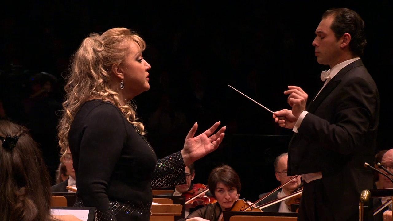 Tugan Sokhiev et Olga Borodina interprètent Tchaïkovski, Moussorgski et Brahms