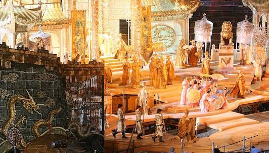 Turandot de Puccini