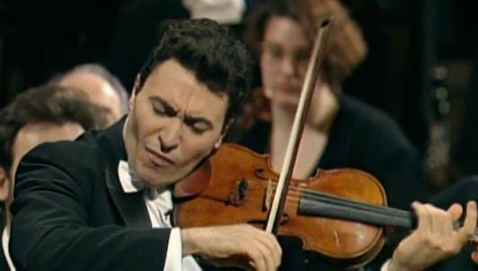 Claudio Abbado y Maxim Vengerov: Gitano