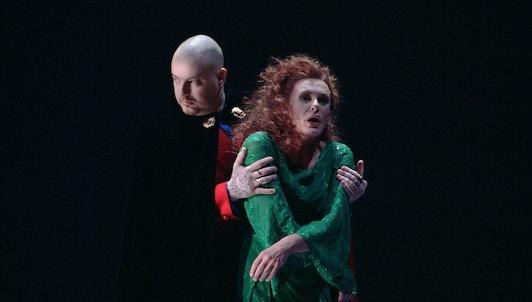 Une saison d'opéra