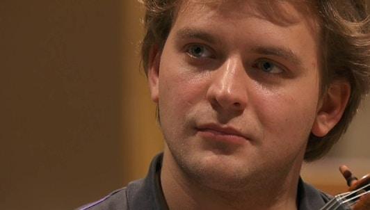 Valeriy Sokolov enregistre le deuxième concerto pour violon de Bartók