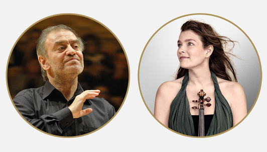 Valery Gergiev conducts Mendelssohn and Schubert — With Janine Jansen