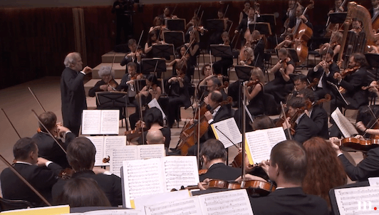 Valery Gergiev conducts Shchedrin and Mussorgsky – With Denis Matsuev