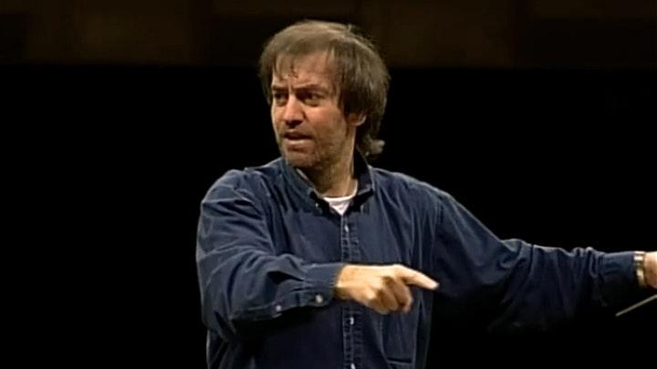 Valery Gergiev Rehearses Prokofiev's Scythian Suite