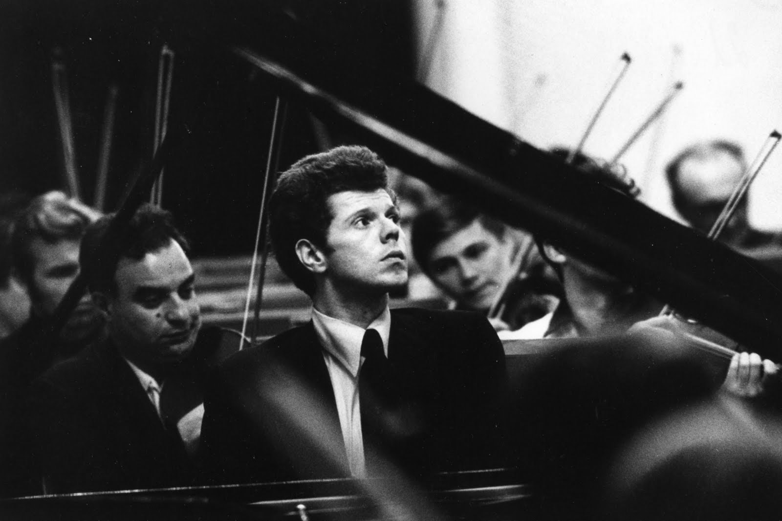 Kondrashin conducts Rachmaninov's Piano Concertos Nos. 2 & 3 – With Van Cliburn