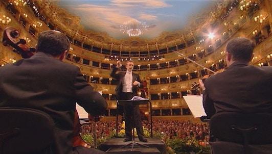 Venecia vibra con el sonido del muy esperado concierto del Año Nuevo de la Fenice
