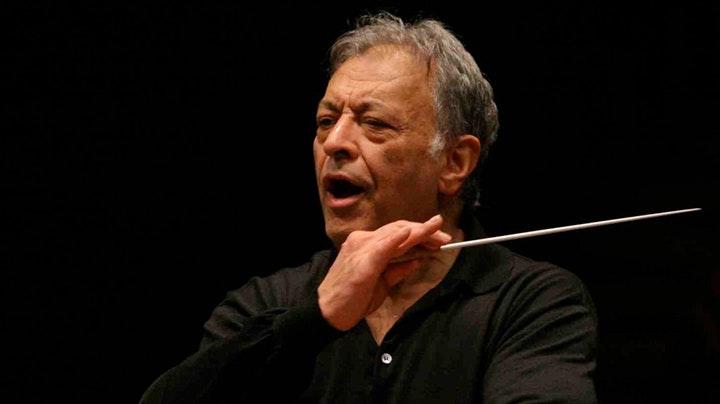 """Zubin Mehta conducts Mahler: Symphony No. 2, """"Resurrection"""""""