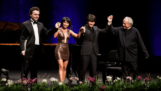 The Verbier Festival celebrates its 25th anniversary (I/II)