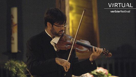 Une journée avec Leonidas Kavakos II : Verbier Festival, les indispensables