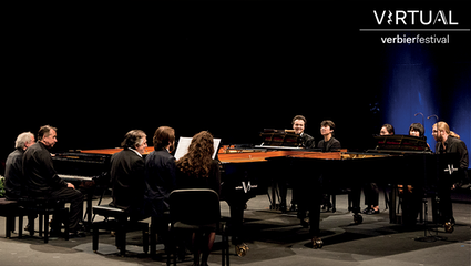 A day with the Pianists of Verbier II: Verbier Festival Essentials