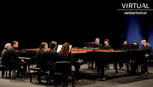 Un día con los Pianistas de Verbier II : Captaciones inolvidables en el Festival de Verbier
