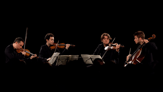 The Ébène Quartet plays Schubert's String Quintet in C Major – With Frans Helmerson