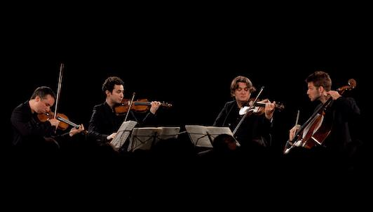 Le Quatuor Ébène interprète le Quintette pour cordes en ut majeur de Schubert – Avec Frans Helmerson