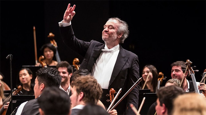 Valery Gergiev performs Mozart, Ravel and Tchaikovsky – With Denis Matsuev and Daniil Trifonov