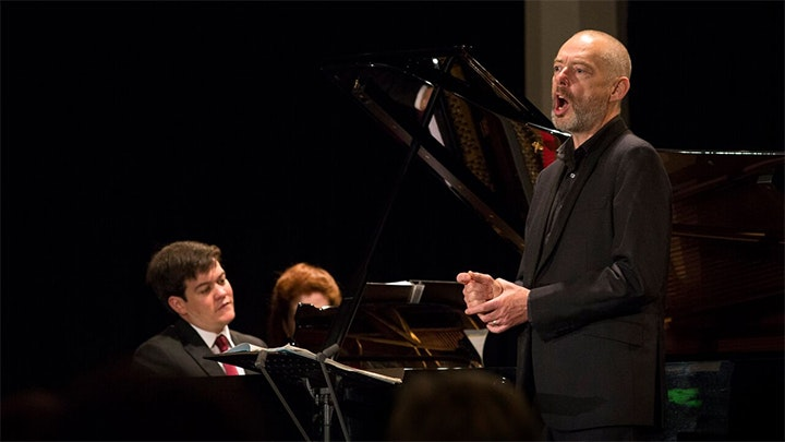 Mark Padmore sings Purcell, Tippett and Schubert – With James Baillieu