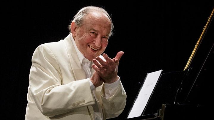 Menahem Pressler performs Mozart, Schubert, Chopin