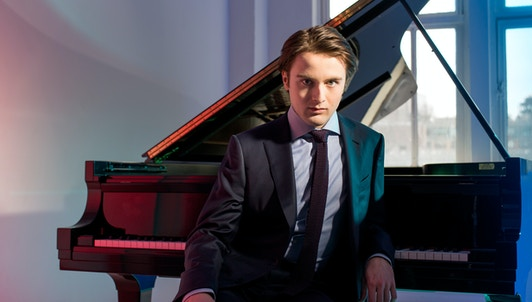 Daniil Trifonov plays Brahms, Schubert and Rachmaninov
