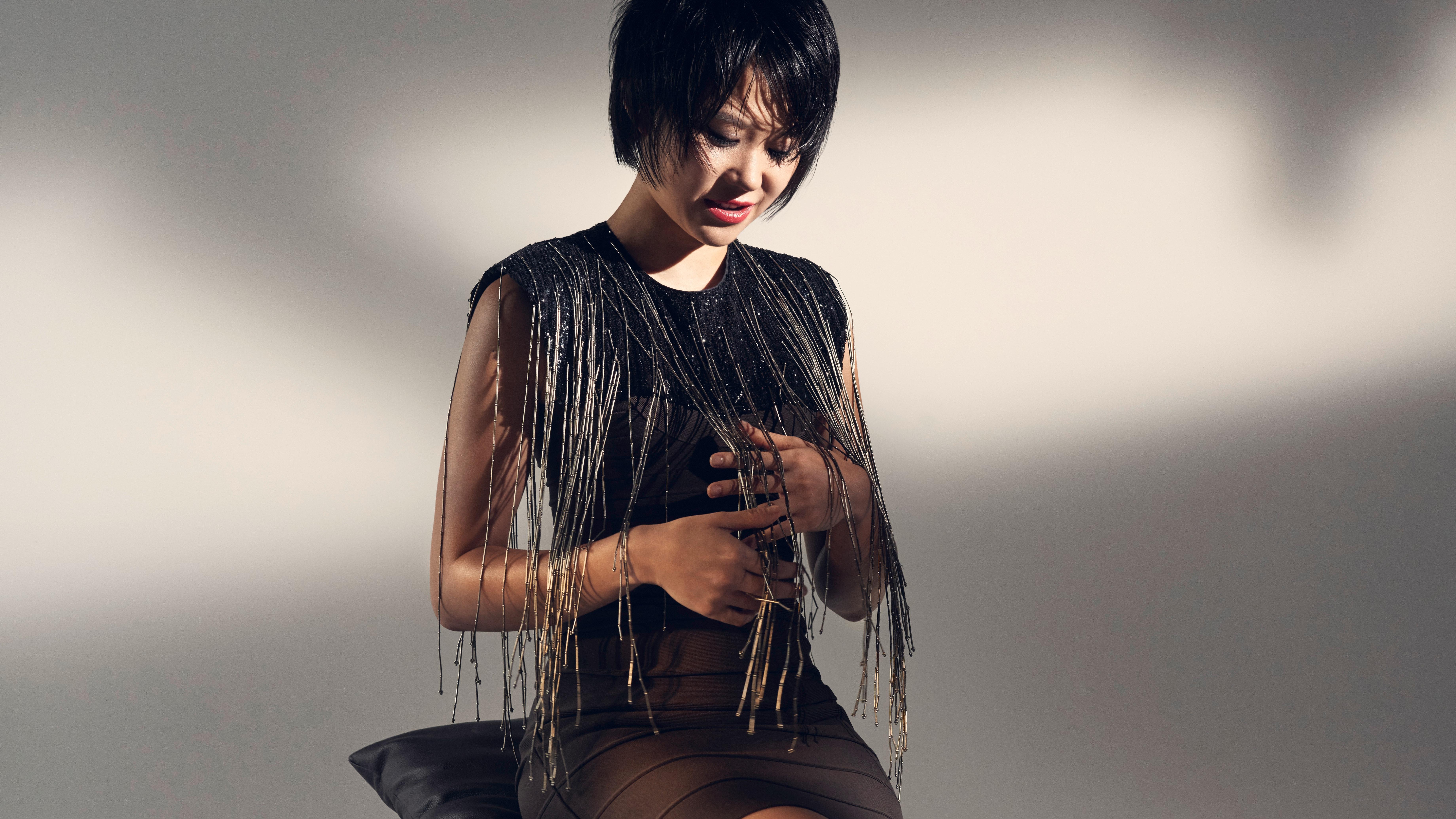 Yuja Wang performs Schumann, Ravel and Beethoven