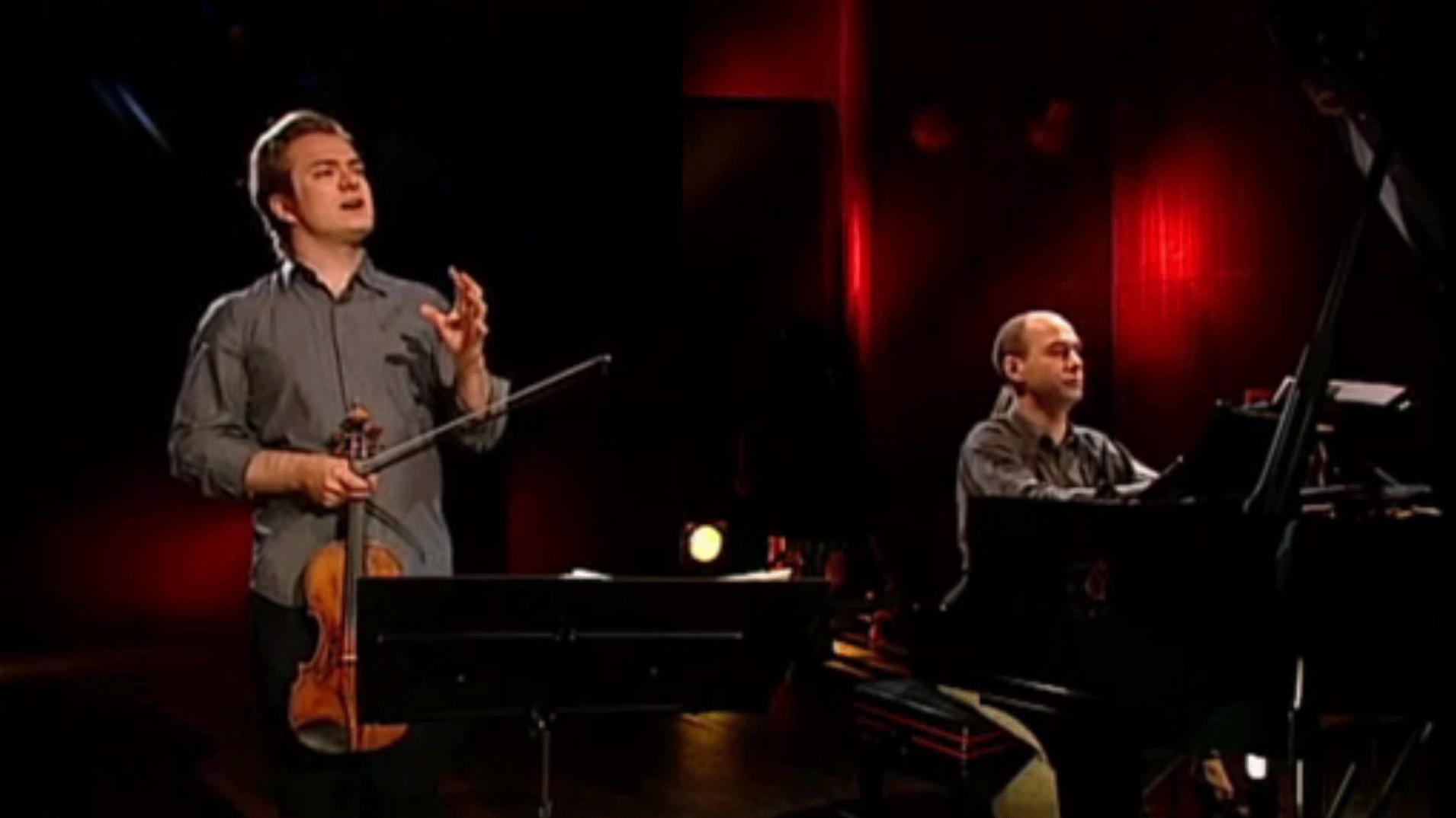 A Violin for Renaud