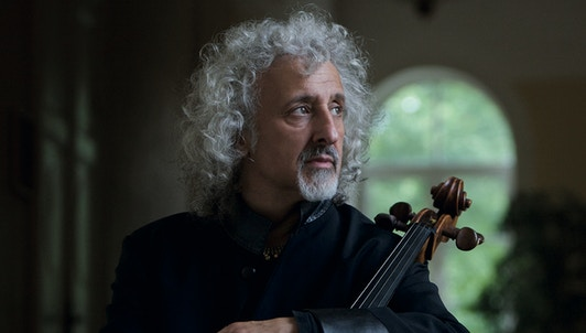 A day with Mischa Maisky