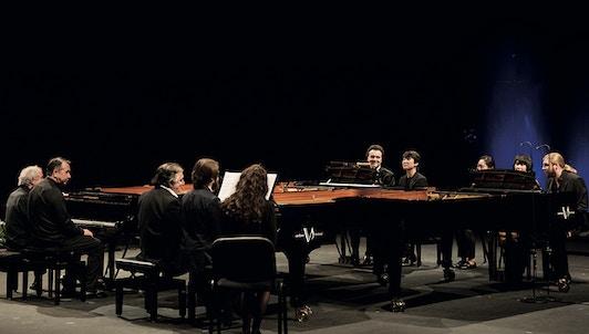 Journée avec les Pianistes de Verbier