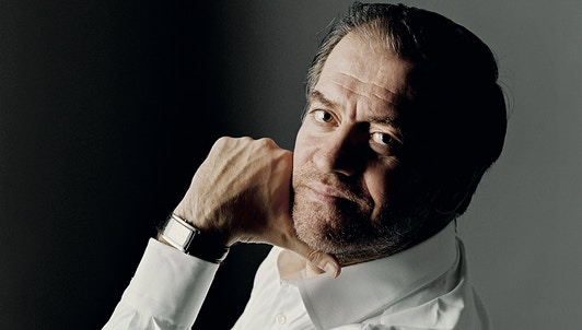 A day with Valery Gergiev