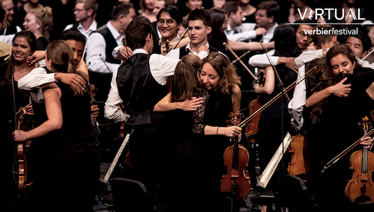 A day with Verbier Festival Orchestra I: Brand-new moments at the Virtual Verbier Festival
