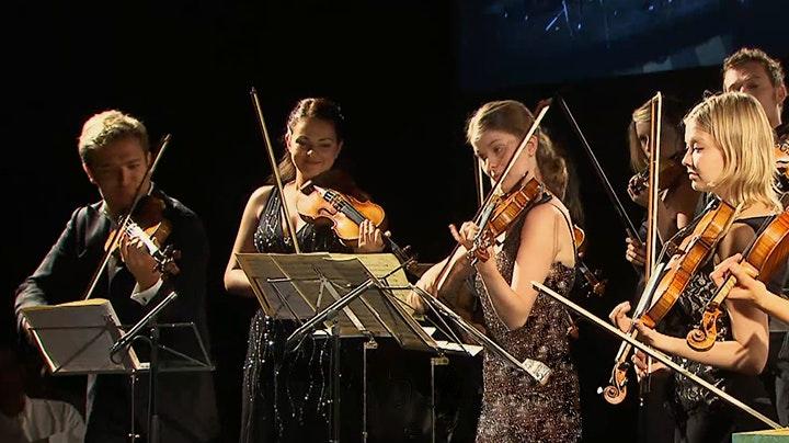 Vivaldi : Concerto pour 4 violons en si mineur, op. 3 n°10
