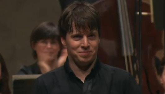 Vladimir Jurowski et Joshua Bell interprètent Mendelssohn : Concerto pour violon en mi mineur