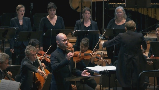 NEW VOD: Daniel Harding conducts Wagner, Benjamin, and Brahms — With Bejun Mehta