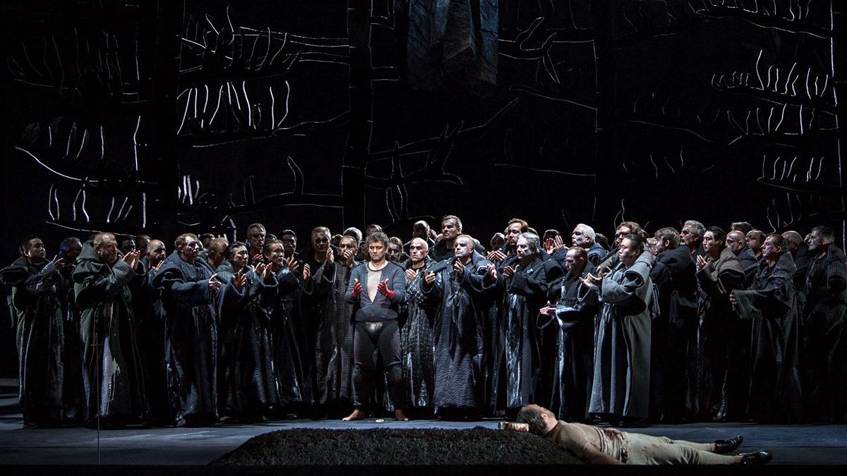 Wagner's mystical Parsifal mesmerises Munich