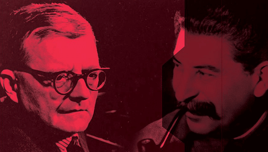 The War Symphonies, Shostakovich against Stalin