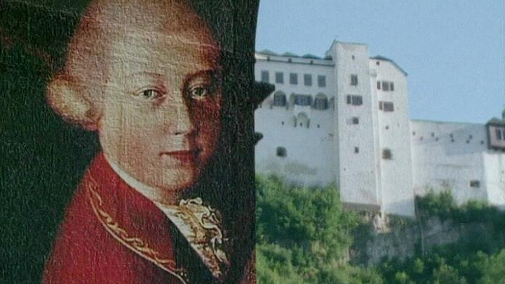 Wolfgang Amadeus Mozart, The Child of Music