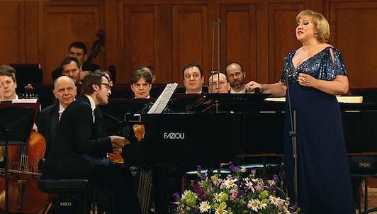 XV Concours International Tchaïkovski : Grand concert d'ouverture