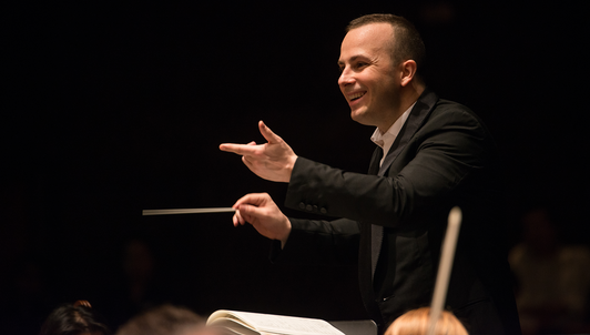 Yannick Nézet-Séguin conducts Shostakovich's Symphony No. 4