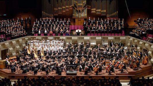 Yannick Nézet-Séguin conducts Mahler's Symphony No. 8