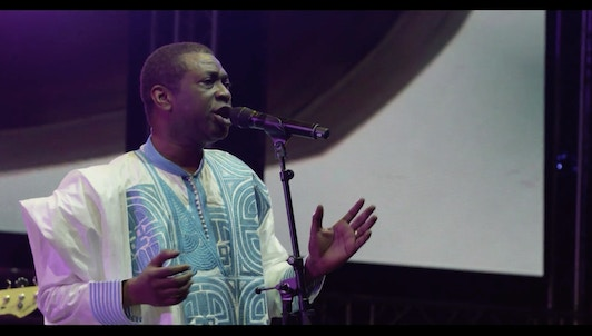 Youssou Ndour and the Super Etoile Dakar Live at Sing Jazz Festival